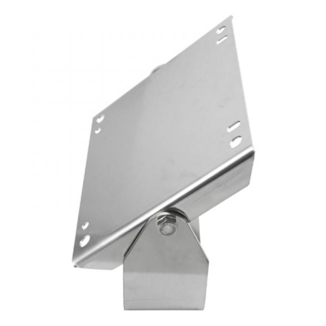 Accessoires HP optionnels Platine pivotante fixation enrouleur automatique inox flexible HP