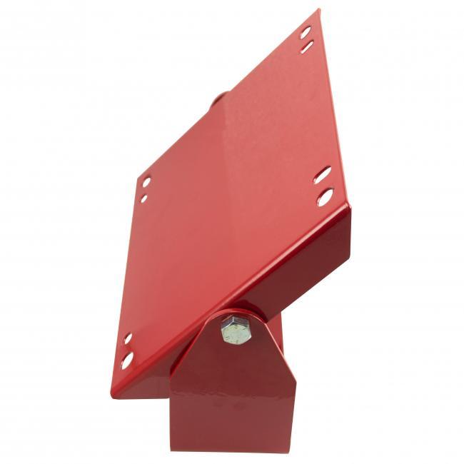 Accessoires HP optionnels Platine pivotante fixation enrouleur automatique acier peint flexible HP