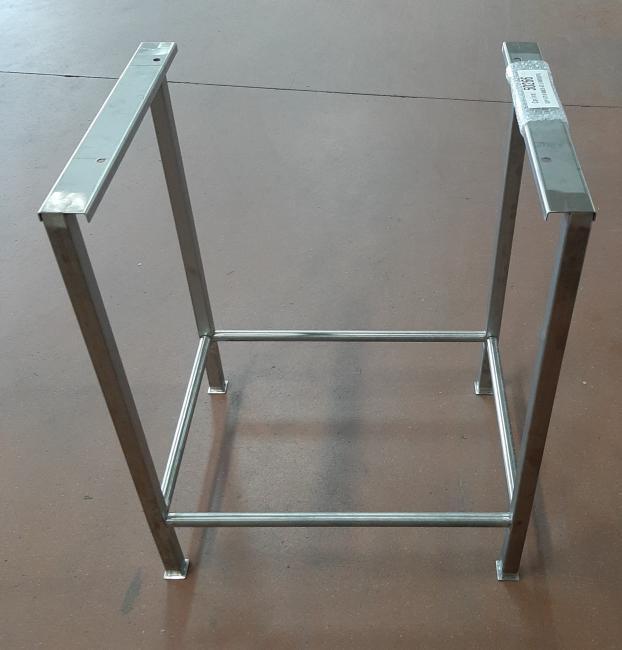 Accessoires HP optionnels Support sol acier inox nettoyeur HP poste fixe AR PRO BC 1240 / 42