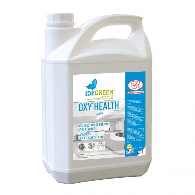 Entretien & nettoyage des surfaces OXY'HEALTH ECOCERT