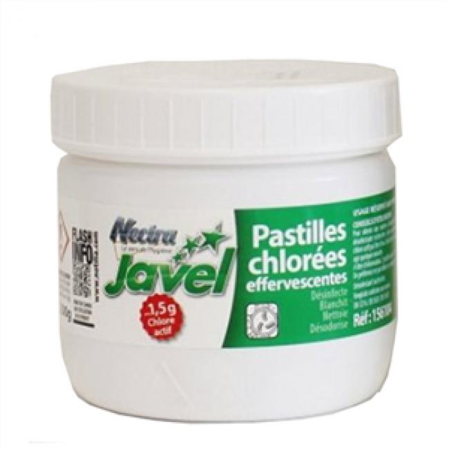 Désinfection Pastilles de chlore 3.3gr