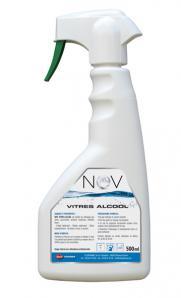 Entretien & nettoyage des vitres NOV' VITRES ALCOOL