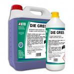 Grés cérame: nettoyage courant DIE GRES