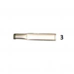 Accessoires 38mm ATEX Capteur espace étroit 445mm INOX