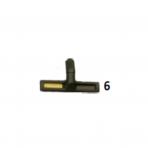 Accessoires 38mm ATEX Capteur sol antistatique 300mm