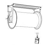 Enrouleurs Enrouleurs sans tuyau flexible
