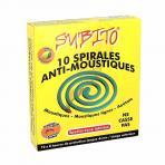 Insecticides et Répulsifs SPIRALE ANTI MOUSTIQUE
