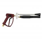 Accessoires HP optionnels Lance double lavage&canon à mousse intégré (livrée avec poignée)