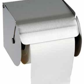 distributeur papier toilette inox pour rouleau distributeurs de papier hygi nique et accessoires. Black Bedroom Furniture Sets. Home Design Ideas