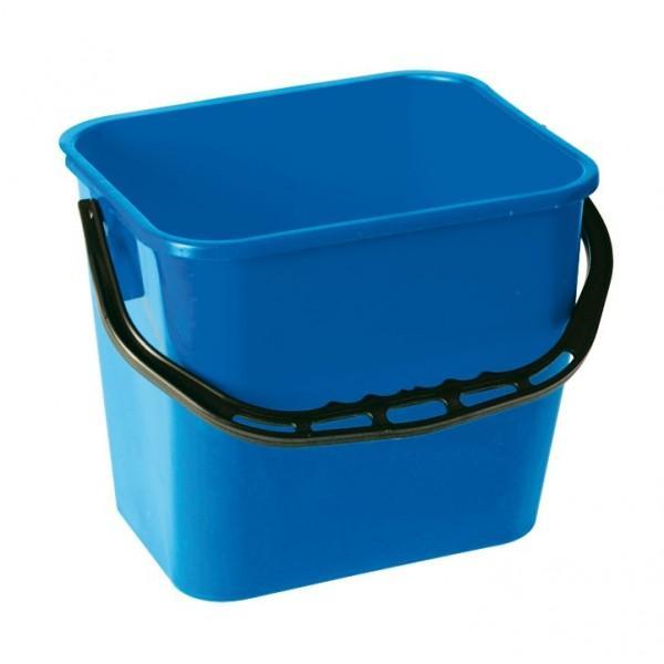 seau bleu 12l accessoires chariots de m nage et lavage avanteam. Black Bedroom Furniture Sets. Home Design Ideas