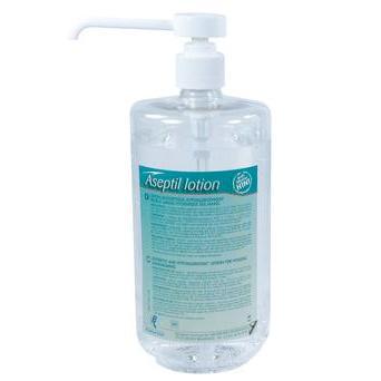 líquido aséptico
