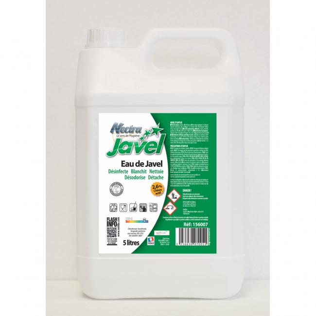 eau de javel à 2,6 % désinfection | Avanteam Group