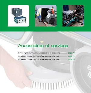 catalogue accessoires et services cliquez pour télécharger le fichier pdf