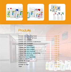 catalogue produits d'entretien cliquez pour télécharger le fichier pdf